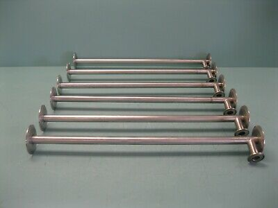"""Lot (6) 1"""" Sanitary SS Fitting A2 (2462)"""