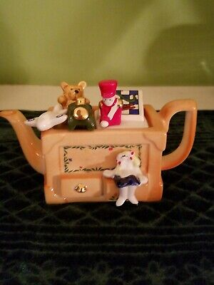 Cardew Toy Box 1 Cup Teapot Made in England