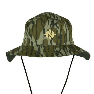 a83502219ed18e Nomad Outdoors Bottomland Camo Hunting Fishing Camping Bucket Hat NEW NWT