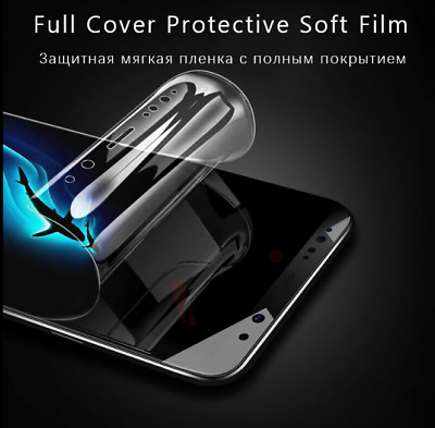 For Samsung Galaxy S8 Plus - 100% Genuine Film Screen Protector Cover