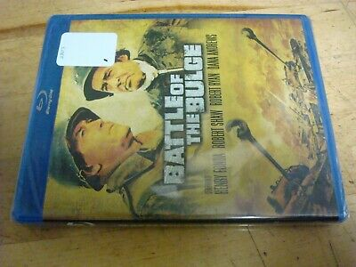 NEW Battle of the Bulge (Blu-ray Disc, 2007) - NEW!! SEALED!! free shipping
