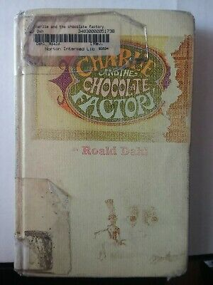Charlie and The Chocolate Factory 1964 Hardcover By Roald Dahl