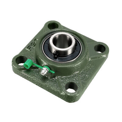 17mm 8//10//15//17//20//25mm Bore Diameter Mounted Bearings Ball Bearing Pillow Block #444