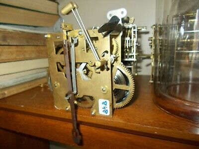 N.o.s. Chinese 31 Day Time+Strike Chime Wall Clock Movement, Tested