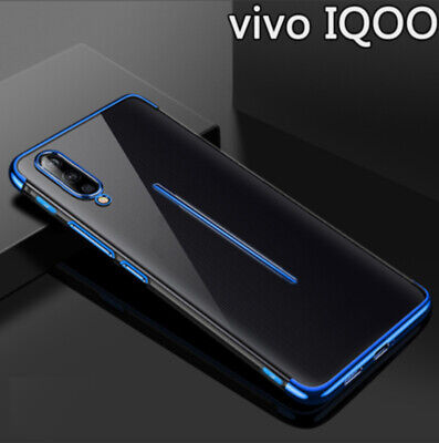 meet ff423 c7d79 ELECTROPLATE PHONE CASE Back Cover for Vivo IQOO V15 Pro V11i X23 Symphony  X27