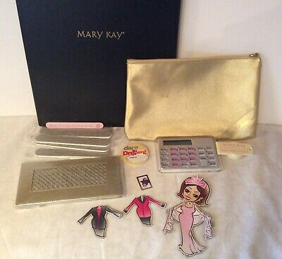 Mary Kay Director Consultant Lot Recruiting Notebook MK Ash Obit Letter Darcy ++