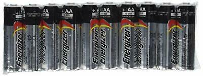 Energizer AA Max Alkaline E91 Batteries USA 12 2024 or later 50 count