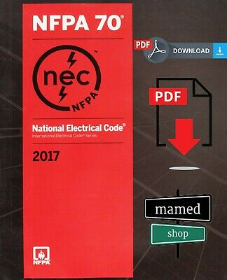 (PÐF) NFPA 70: National Electrical Code 2017  (Nfpa) National Fire Prote
