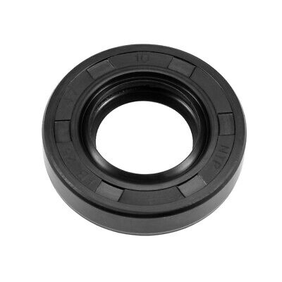 Oil Seal, TC 25mm x 47mm x 10mm, Nitrile Rubber Cover Double Lip