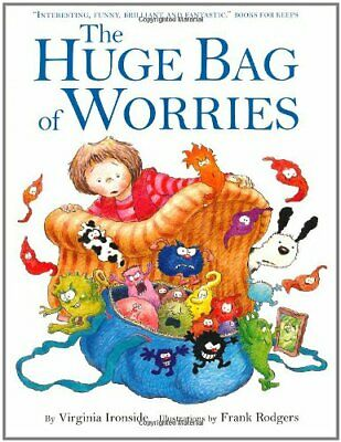 Huge Bag of Worries by Ironside  New 9780340903179 Fast Free Shipping..