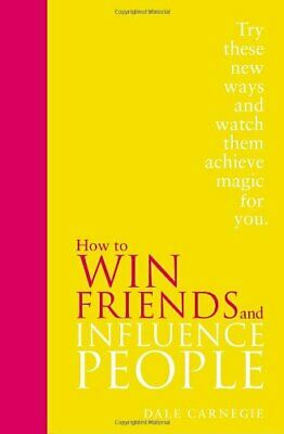 How to Win Friends and Influence People: Special Edition by Carnegie New..
