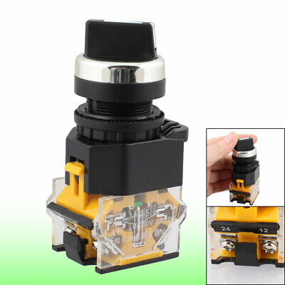 Ith 10A Ui 380V 3 Positions 4 Terminals On/Off/On Universal Push Button Switch