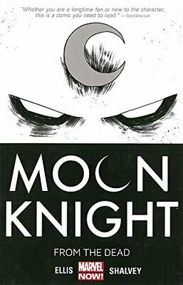 Moon Knight Volume 1: From the Dead (Moon Knight (Numbered)), Ellis, Shalvey..
