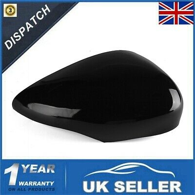 Driver Side Right Wing Mirror Cover Cap Painted For Ford Fiesta MK7 2008-2017
