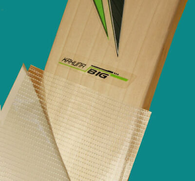 3xCLEAR ANTI SCUFF CRICKET BAT SHEET SAFETY TAPE BAT PROTECTION DURABLE QUALITY