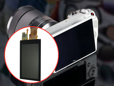 Replacement For Sony NEX-5N Digital Camera Parts LCD Display Touch Screen