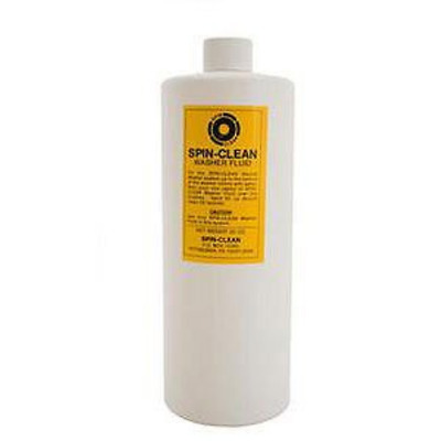 Spin Clean Wash Fluid 32 Ounces FREE SHIPPING