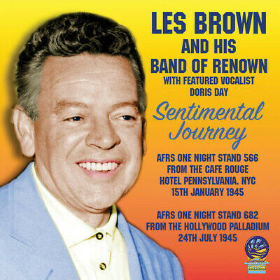 Les Brown & His Band of Renown - Sentimental Journey [New CD]