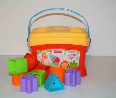 Fisher Price Baby's First Blocks in Excellent Condition