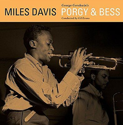 Miles Davies George Gershwins Porgy Bess Conducted by Gil Evans Vinyl LP Record