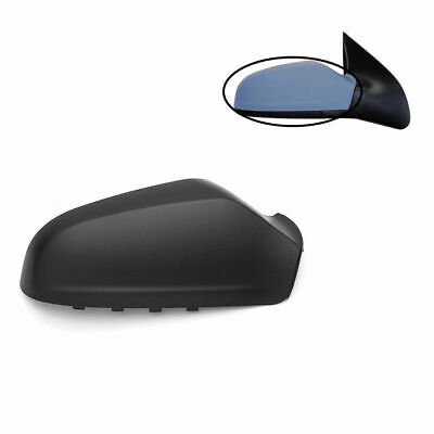 Pair Left & Right Side Wing Door Mirror Cover VAUXHALL ASTRA H MK5 New 2004-2009