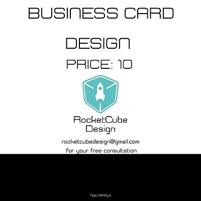 Personalised Business Cards - Customise & Create Your Own Personal Design