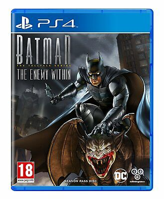 Telltale Batman The Enemy Within PS4 BRAND NEW - PlayStation 4 Game