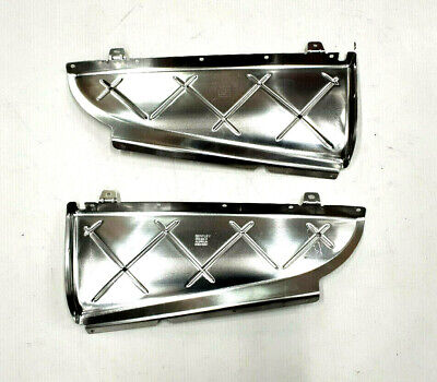 Genuine Bentley Continental Flying Spur 06-12 Pair Of Rear Heat Shields