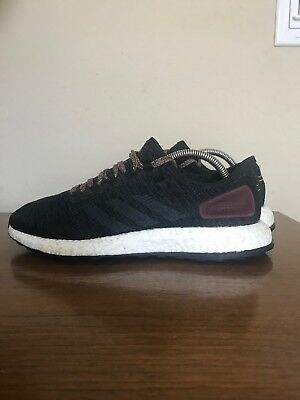 84e77c370d12d ADIDAS BUSENITZ PURE Boost PK Men's Running Training Shoes Red ...