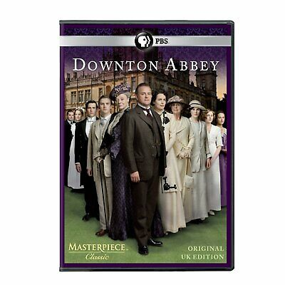 Masterpiece Classic: Downton Abbey, Season 1 (DVD) NEW