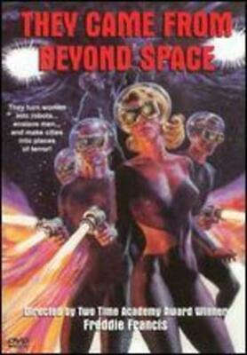 They Came From Beyond Space (DVD) NEW