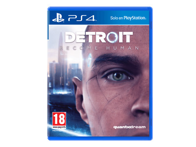 Videojuego PS4 Detroit: Become Human