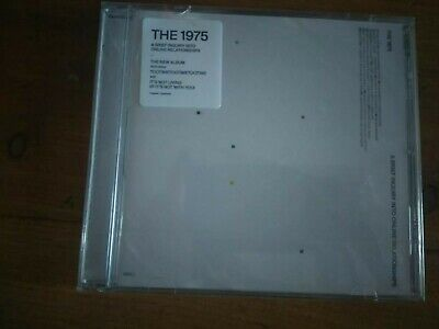 The 1975 A Brief inquiry Into Online Relationships New CD