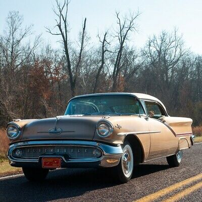 1957 Oldsmobile Starfire 98 Holiday Deluxe Deluxe 1957 Oldsmobile 98 Starfire Deluxe Holiday Coupe with J2 Power Package