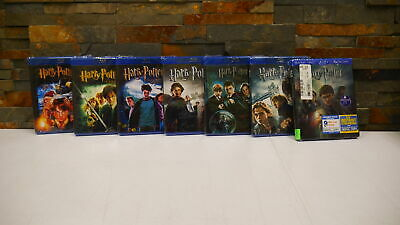 Harry Potter Complete 8-Film Collection (BLURAY)