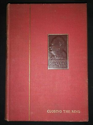 THE SECOND WORLD WAR VOL 5 by WINSTON S CHURCHILL-H/B-£3.25 UK POST