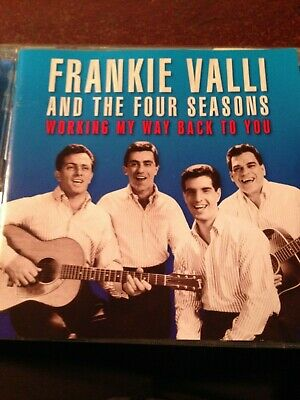 Frankie Valli & The Four Seasons  -  Working My Way Back To You  2012  2 CD