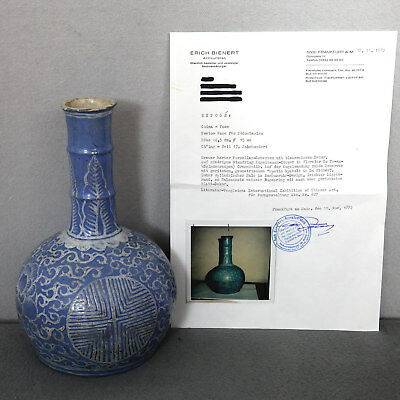 Ch 'ing CHINA SWATOW VASE 17. JAHRHUNDERT 24,5cm old chinese vase 17th century