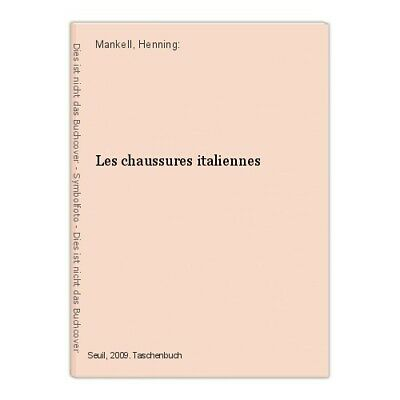 31759473f09854 LES CHAUSSURES ITALIENNES Mankell Henning Gibson Anna Occasion Livre ...