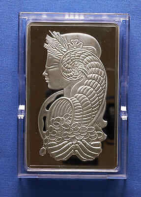 10 OZ Silver Bar -PAMP Suisse Fortuna in Capsule w/Assey. Best Price on eBay