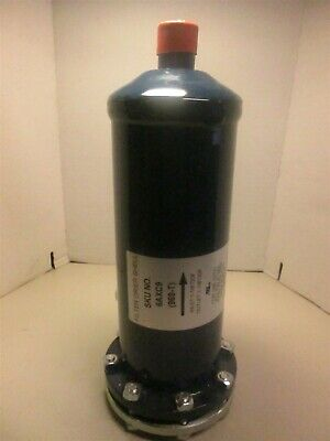 Steel Replacement Filter Shell 39 Ton Cap 2 Cores For CFC HCFC & HFC NEW