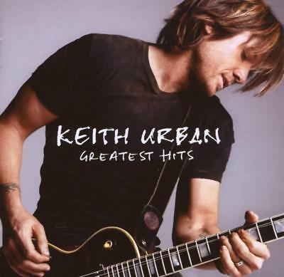 Keith Urban: Greatest Hits CD (The Very Best Of)