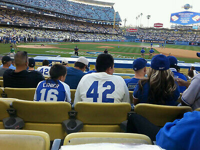 4 Tickets w/ Parking - Dodgers v Pirates 4/26/19