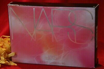 Nars Exposed Cheek Palette 6 Shades In Box Limited Edition Brand New Authentic!