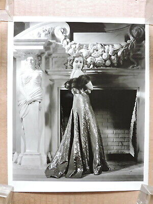 Ann Sothern orig bare shoulders glamour portrait photo by Schafer 1934 Money Mad