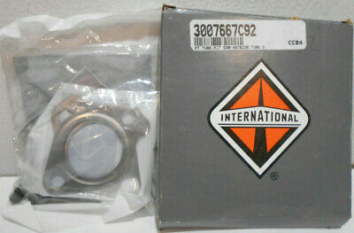 New Genuine International EGR Hotside Tube Gasket & Bolts Kit 3007667C92