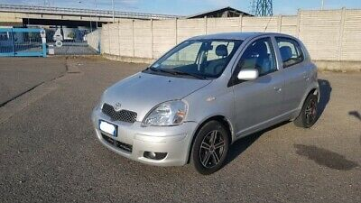 TOYOTA Yaris 1.0i 16V cat 5 porte Expo