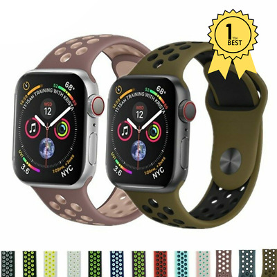 CRESTED Sport Strap For Apple Watch band 4 3 42mm/38mm iwatch band 44mm/40mm