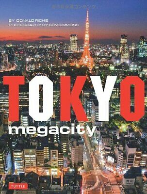 Tokyo Megacity by Simmons  New 9784805312889 Fast Free Shipping..