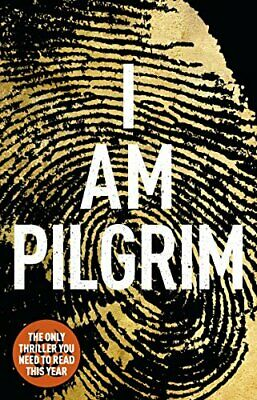I Am Pilgrim by Hayes, Terry, Paperback Book, New, FREE & Fast Delivery!